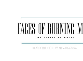 Faces of Burning Man